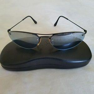 Ray Ban Frameless Sunglasses